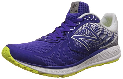 New Balance de las mujeres VAZEE ritmo V2Zapatilla de Running Púrpura/Blanco