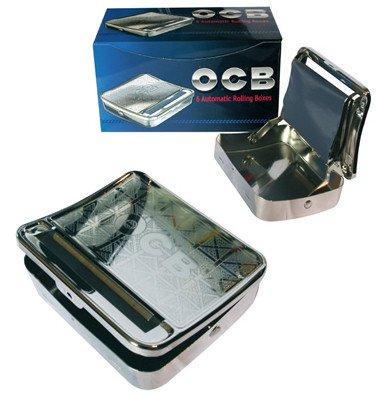 Ocb Metal Automatic Rolling Box