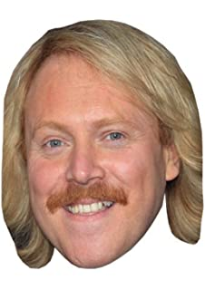Fun party face painting amazon software celebrity face mask kit keith lemon do it yourself diy 2 solutioingenieria Image collections