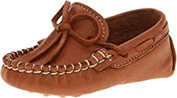 Elephantito Boys Driver Loafer, Natural, 2 M US Infant