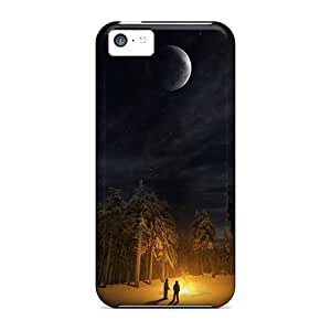 New Style CaroleSignorile Campfire Premium Covers Cases For Iphone 5c