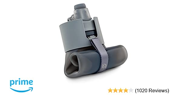Amazon.com : Nomader BPA Free Collapsible Sports Water Bottle ...