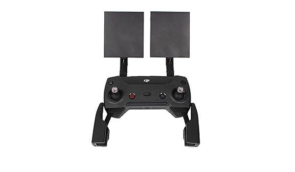 2,4 g/5,8g 9000 MT Dirección sorteo placa Antena Señal Booster avanzadas palé para DJI Mavic Pro y Spark: Amazon.es: Bebé