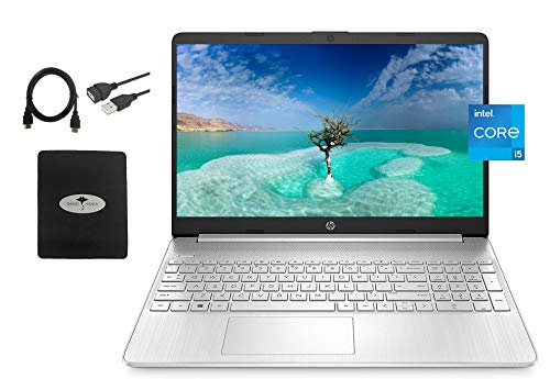 2021 Newest HP 15.6 FHD IPS Flagship Laptop, 11th Gen Intel 4-Core i5-1135G7(Up to 4.2GHz, Beat i7-1060G7), 16GB RAM…