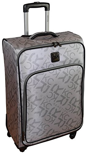 """Kenneth Cole Reaction 24"""" Soft Sided 4-Wheel Upright Pullman"""