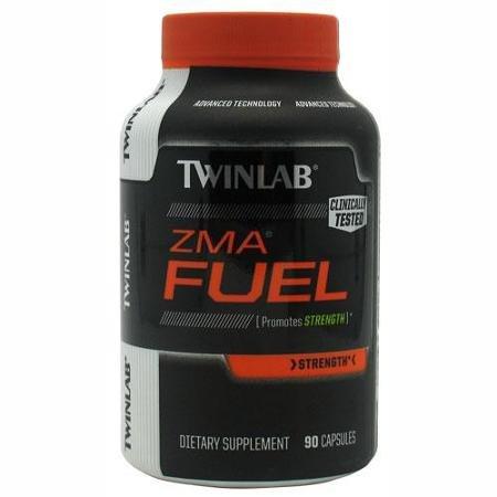 Twinlab 1250539 Zma Fuel 90 Capsules