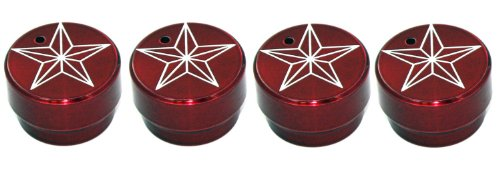 UPC 660936156488, All Sales 5409STR Star Heater/AC Knob, (Pack of 4)