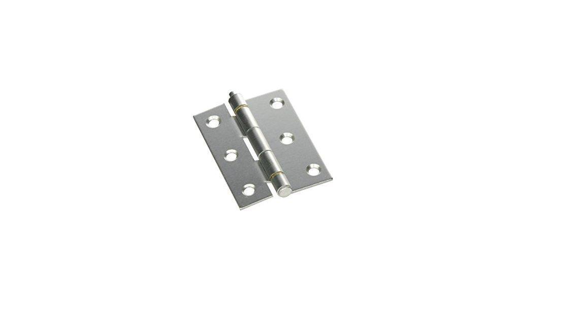 Prime-Line ProductsK 5175 Screen Door Hinge Pack Aluminum with Stainless Steel Screws,(Pack of 3)