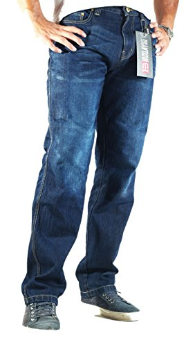 Motorcycle Pants Jeans - 1