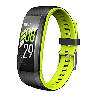 Smart Watch Android iOS Sports Fitness Calorie Multifunction Waterproof Wristband Wear Smart Watch