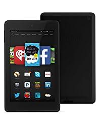 (疯抢)Fire HD 6 Tablet 亚马逊平板电脑 WiFi版8or16G $79