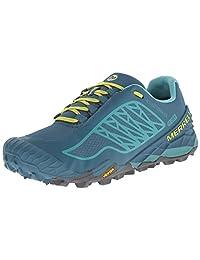 Merrell Women's All Out Terra Ice Waterproof Trail Running Shoe