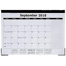 Desk Pad Calendar 12