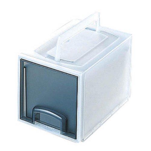 ELECOM WSB-MM6BK drawer type multimedia case (Computer Multimedia Drawer)