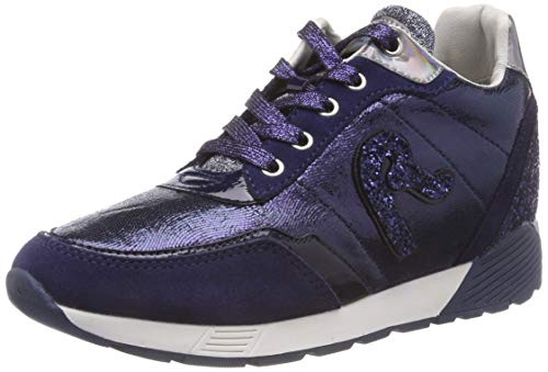 Femme Basses Bleu Broom Replay blue 10 Sneakers 1pqwPv