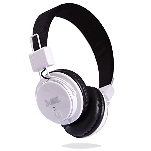 HDE Wireless Headphones Bluetooth Rechargeable product image