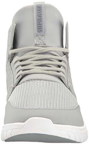 Metodo Supra Scarpe Da Skate Light Grey / White