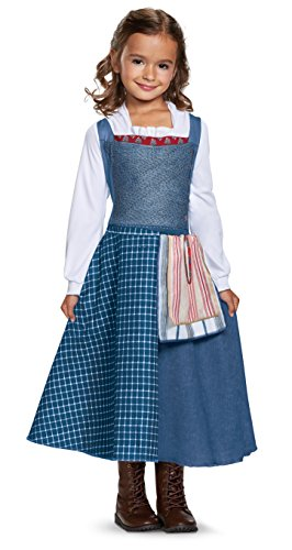 Disney Belle Village Dress Classic Movie Costume