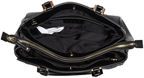 Liu Jo Shopping S Vulcano Shopper bolso totes 35 cm Nero
