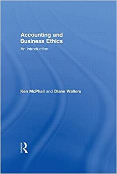 Book Accounting and Business Ethics: An Introduction