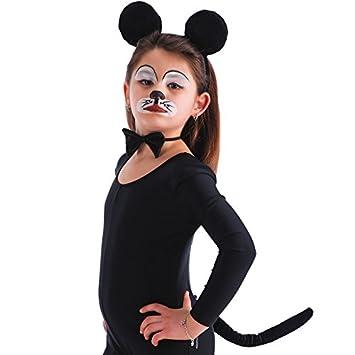 Carnival Toys S.R.L. - Set Disfraz ratón: Amazon.es: Juguetes y juegos