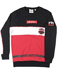 Good Jewel House Tape Mens Pullover In Red
