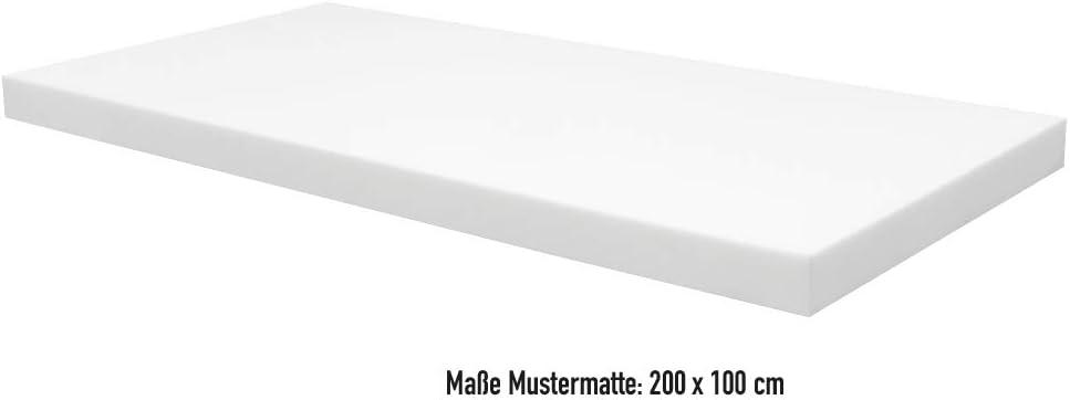 Pur–Pieza de espuma (RG 22–10cm de grosor.