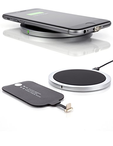 LXORY Wireless Charger Enables Charging