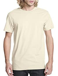 Mens Premium Fitted Short-Sleeve Crew T-Shirt