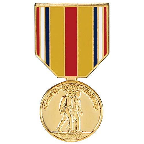(Medals of America Selected Marine Corps Reserve Medal Hat Pin)