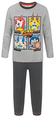 Price comparison product image Yo-Kai Watch Character Panels Boy's Pyjamas (8 Years)