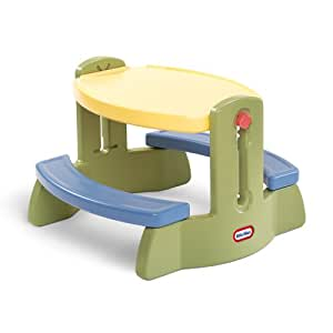 little tikes adjust n draw table toys games. Black Bedroom Furniture Sets. Home Design Ideas