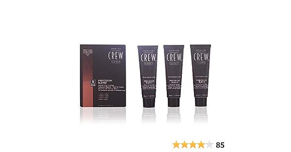 American Crew Classic Precision Blend Tinte Gel Crema (Castaño Natural) - 3 Unidades x 40 ml.