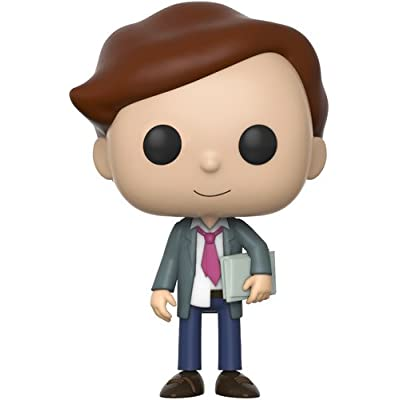 Funko Pop! Animation: Rick and Morty Lawyer Morty Collectible Figure: Funko Pop! Animation:: Toys & Games