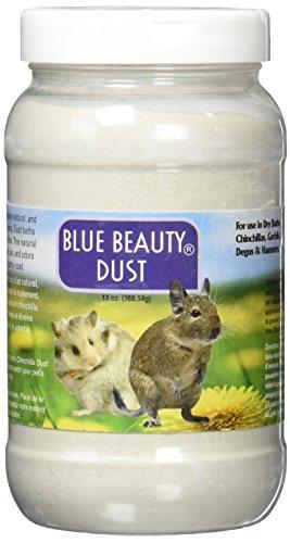 Lixit 30-0606 Blue Cloud Dust, 13-Ounce Jar by Lixit