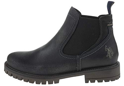 Assn U Black polo For Boots s Women ZEBw8