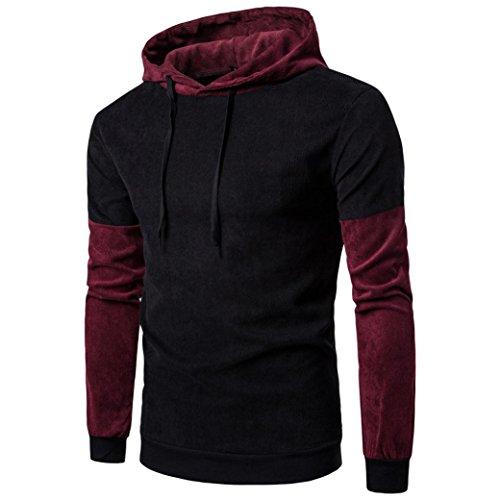 Challyhope-Men-Casual-Long-Sleeve-Hoodie-Splicing-Coat-Jacket-Outwear-Sport-Tops