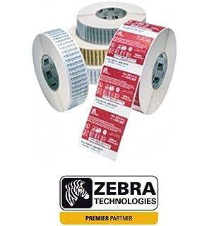 Zebra Z-Select 2000D Removable Blanco - Etiquetas de impresora (Blanco, Transferencia térmica