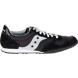 Saucony Originals Men's Bullet Classic Sneaker,Black/Grey,10 M US (B00307RY9A) | Amazon price tracker / tracking, Amazon price history charts, Amazon price watches, Amazon price drop alerts