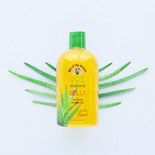 Lily of the Desert - Aloe Vera Gelly - 12 OZ (Pack of 2)