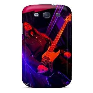 Samsung Galaxy S3 OBI17543RMOh Provide Private Custom Vivid Dark Lunacy Band Pattern Shock Absorption Hard Phone Cases -EricHowe