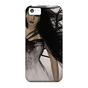 Personality customization Premium Protection Curse Of Laetitia Case Cover For Iphone 5c- Retail Packaging By LINtt Cases