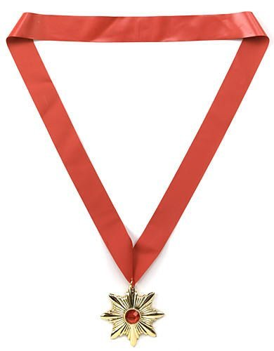 Legal Related Halloween Costumes - Rubie's Costume Co. 50217 Vampire Medal