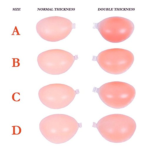 4c6be7dcaf 30%OFF WingsLove Reusable Strapless Self Adhesive Silicone Invisible Push-up  Bra Sexy Nubra