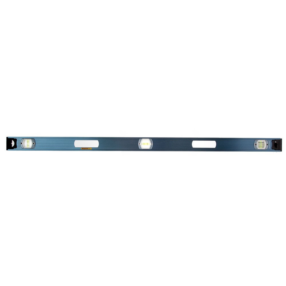 Swanson Tool IBL48M 48-Inch Magnetic Aluminum I-Beam Level (Blue) by Swanson Tool