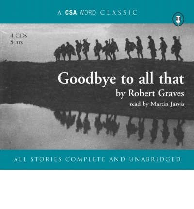 Read Online Goodbye to All That(CD-Audio) - 2007 Edition ebook