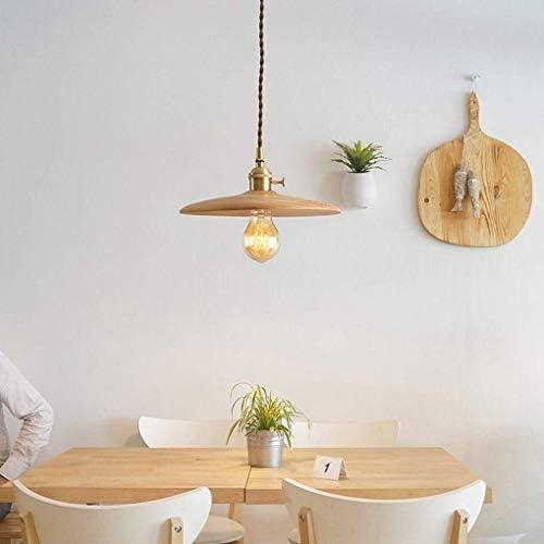 Modern Minimalist Chandelier Creative Walnut Copper Black Round Height Adjustable Chandelier Personality Living Room Dining Room Bedroom Study loft bar Chandelier