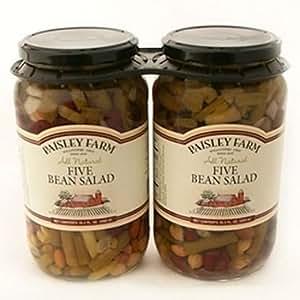 Paisley Farm 5 Bean Salad - 35 5 oz  - (pack of 2)