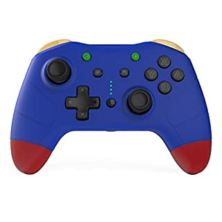 Elite Wireless Game Controller for Nintendo Switch, Programmable Controller with Customized Back Buttons for Switch