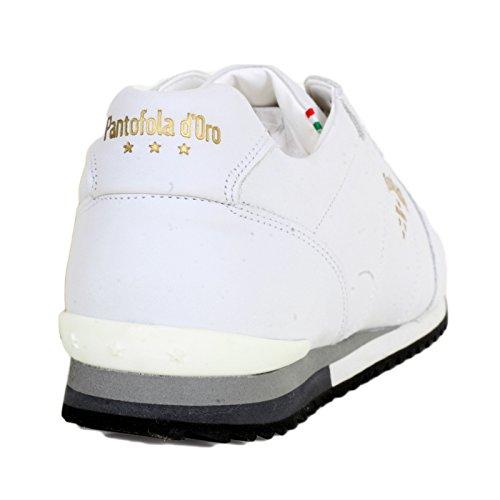 Pantofola d'Oro - Zapatillas de Otra Piel para hombre blanco blanco